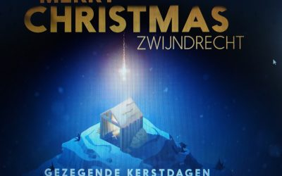 Online Kerstavonddienst CGK Zwijndrecht 24 december 19.30 uur